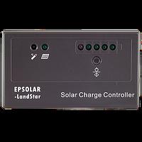 Фотоэлектрический контроллер заряда LandStar LS1024S (10А, 12/24Vauto, PWM, для монтажа на земле), фото 1