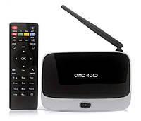 Медиаплеер четырехъядерный Android Smart TV box CS918/MK888, фото 1