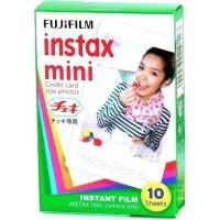 Кассеты fuji colorfilm instax mini glossy