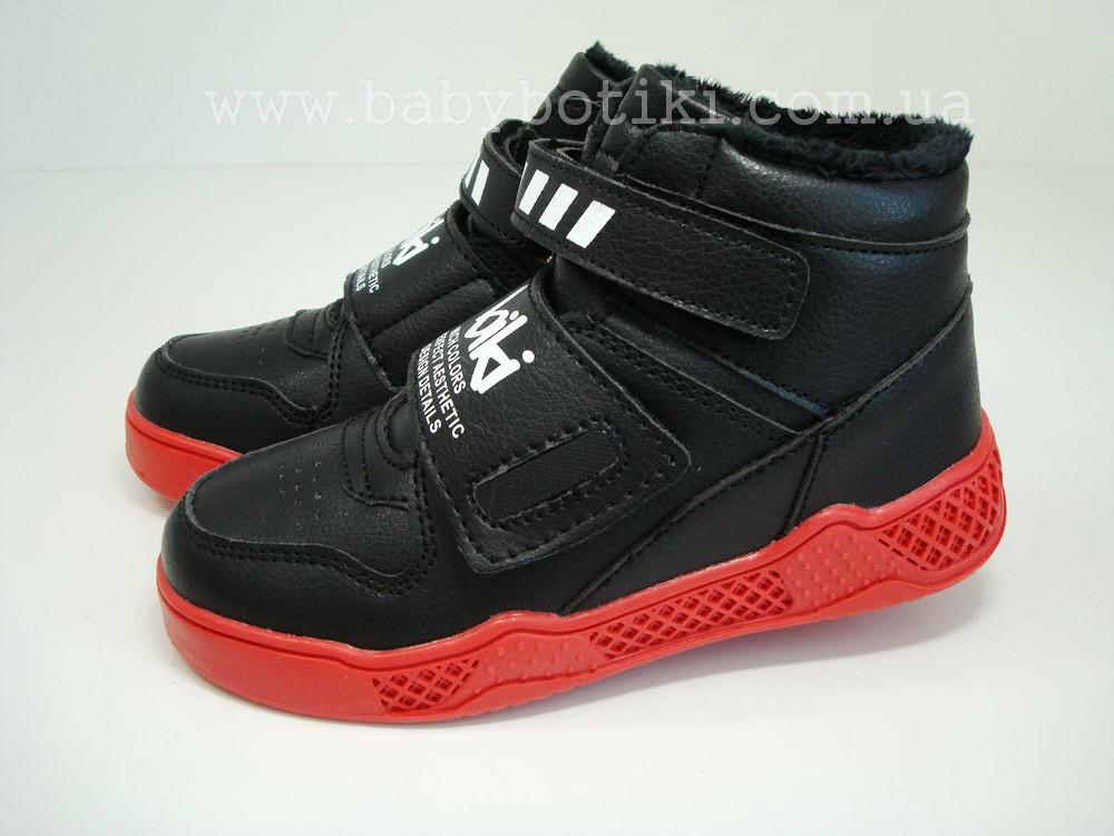 Хайтопы, демісезонні черевики Bi&Ki biki. Розміри 28, 29, 30, 31, 32, 34, 35.