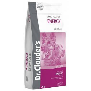 Dr.Clauder's Basic Nature Energy DOG (20 кг) корм для взрослых собак всех пород