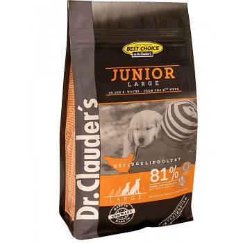 Dr.Clauder's Junior Large dog (20 кг) Сухий корм 20кг для великих і гігантських порід собак