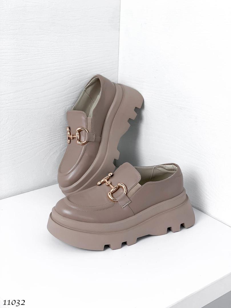 Туфли на платформе 11032 (ЯМ)