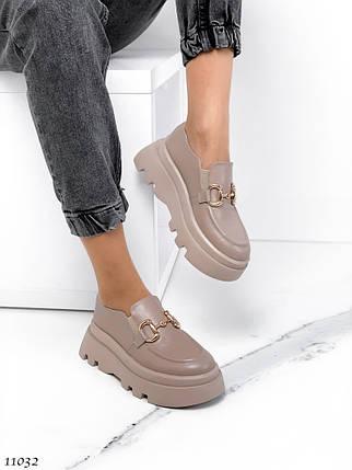 Туфли на платформе 11032 (ЯМ), фото 2