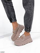Туфли на платформе 11032 (ЯМ), фото 3