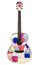 Гітара електроакустична Tyma V-3 Popular