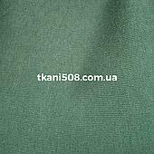 Тканина Трехнитка ( з начосом) Туреччина ( Оливковий)