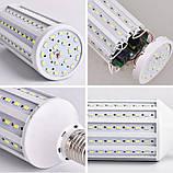 Светодиодная LED Лампа Кукуруза 35Вт E27 5500K, фото 5