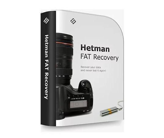 Программа Восстановления Данных Гетьман Hetman FAT Recovery Домашняя Версия