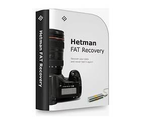 Програма Відновлення Даних Гетьман Hetman FAT Recovery Комерційна Версія