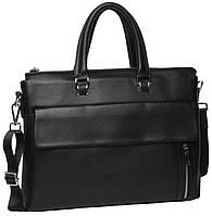 Мужская кожаная сумка Keizer K117614-black