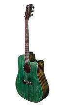 Гітара електроакустична Tyma D-3C CG