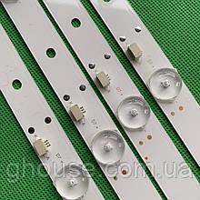 LED підсвічування GC43D09-ZC21FG-04 АНАЛОГ GC43D09-ZC23FG-01