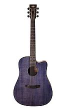 Гітара електроакустична Tyma D-3C NP
