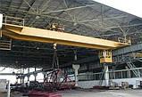 Кран мостовой электрический двухбалочный  г/п от 50 до 100т., фото 4