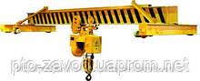 Кран-балка. Кран мостовой электрический  опорный г/п от 6,3 до 20т изготовление.