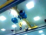 Кран-балка  однобалочная опорная электрическая г/п от 0,5 до 5,0 т., h от 3 до 48м, L до 32м, фото 3