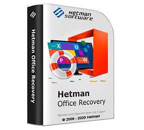 Програма Відновлення Даних Гетьман Hetman Office Recovery Комерційна Версія