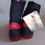 Зимові гумові чобітки дитячі LUPILU® LED, фото 2
