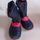 Зимові гумові чобітки дитячі LUPILU® LED, фото 3
