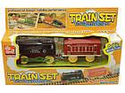 """Дитячий іграшковий паровоз """"Train Set"""", фото 3"""