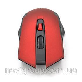Миша бездротова Fantech WG10 RAIGOR II, 6 кнопок, 800-2000 DPI, Win7 / 8/10 Mac OS, Red, COLOR BOX
