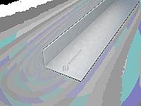 Уголок оцинкаванный (Профиль горизонтальный основной,профиль для ЛСТК)