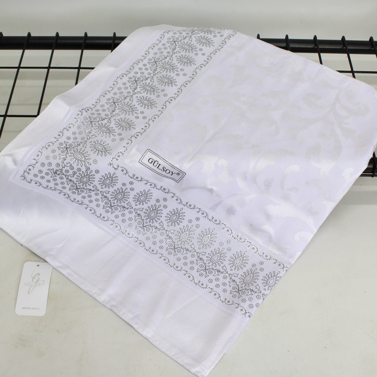 Элитный шарф палантин Gulsoy 167008