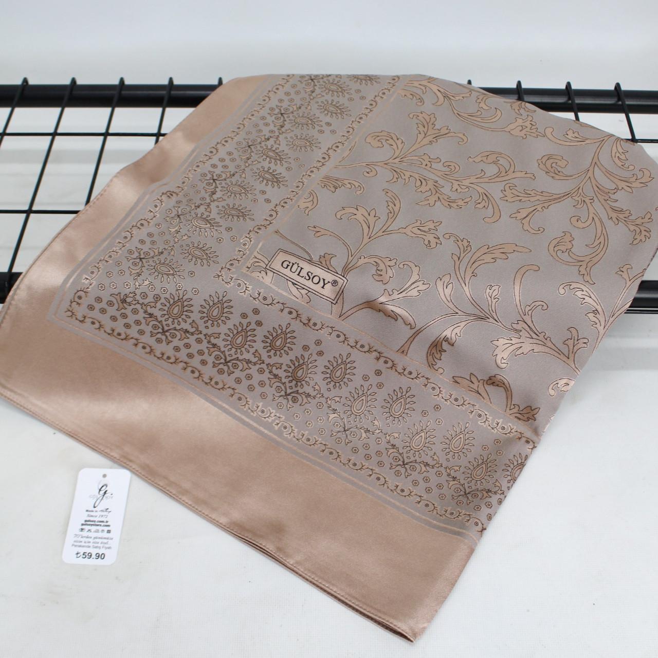 Элитный шарф палантин Gulsoy 167010