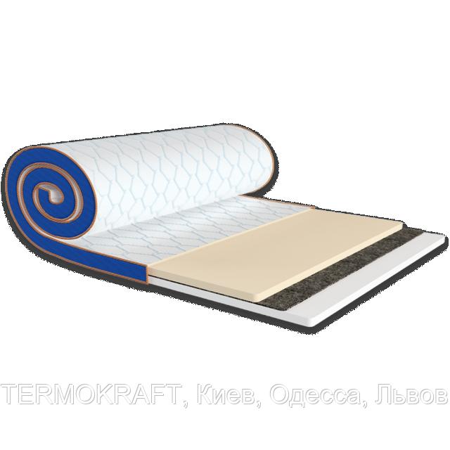 Міні-матрац SleepFly mini MEMO 2в1 FLEX жаккард  70 см x 190 см
