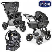 Коляска детская универсальная Chicco Trio Activ3 Top (Grey)