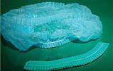 Одноразовая шапочка купить 10 г/м2, фото 4