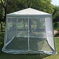Павильон шатер тент палатка с москитной сеткой и молния мы для пчел