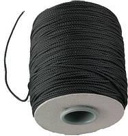 Линь Cressi Nylon line 2,5 мм ( черный )