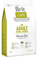 1132707 Brit Care Adult Small Breed, 3 кг