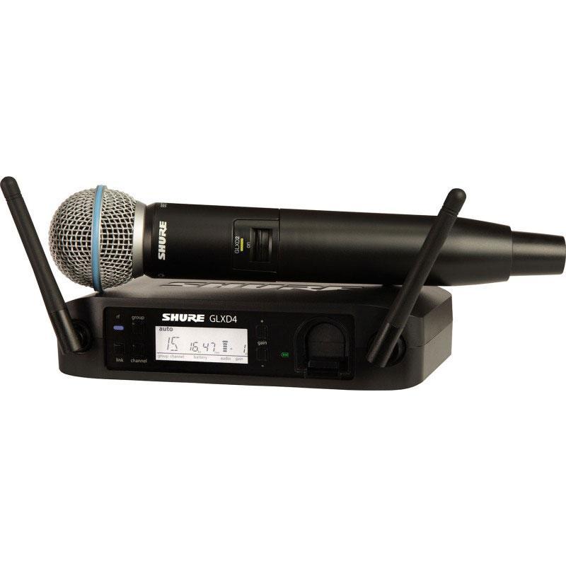 Цифрова мікрофонна радіосистема Shure GLXD24E/B58