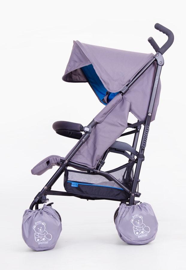 Чехлы для колес коляски 0338, Baby Breeze