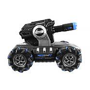 Машинка з д/у Lesko Water Bomb 2085 Blue, фото 3