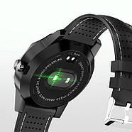 Смарт-часы Colmi Sky 1 Black пульсометр, фото 2