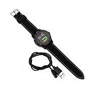 Смарт-часы Colmi Sky 1 Black пульсометр, фото 4