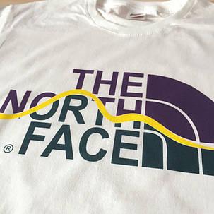 Футболка The North Face мужская с принтом, фото 2