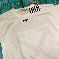 Футболка OFF WHITE • Bape, фото 2