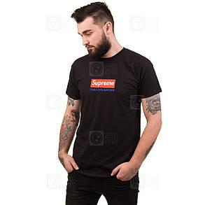 Гоша Рубчинский Supreme футболка мужская • Оригинальные фотки • Бирка топовая, фото 2