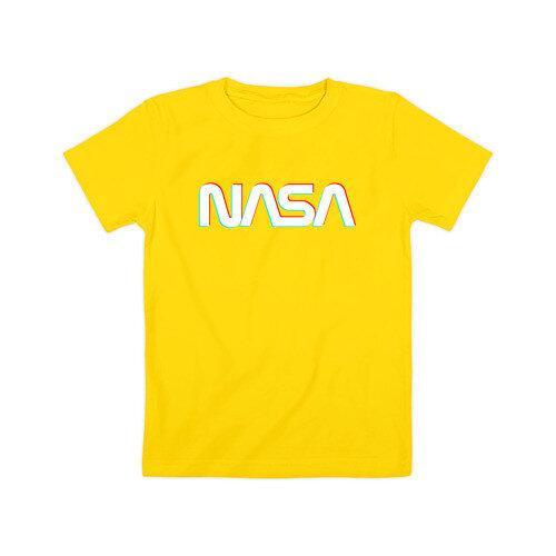 Футболка жовта NASA • насса