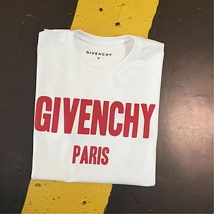 Givenchy біла футболка. Бирка., фото 2