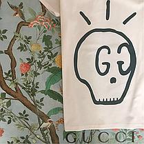 GUCCI. Женская футболка Gucci. Белый цвет. Хайповая бирка., фото 3