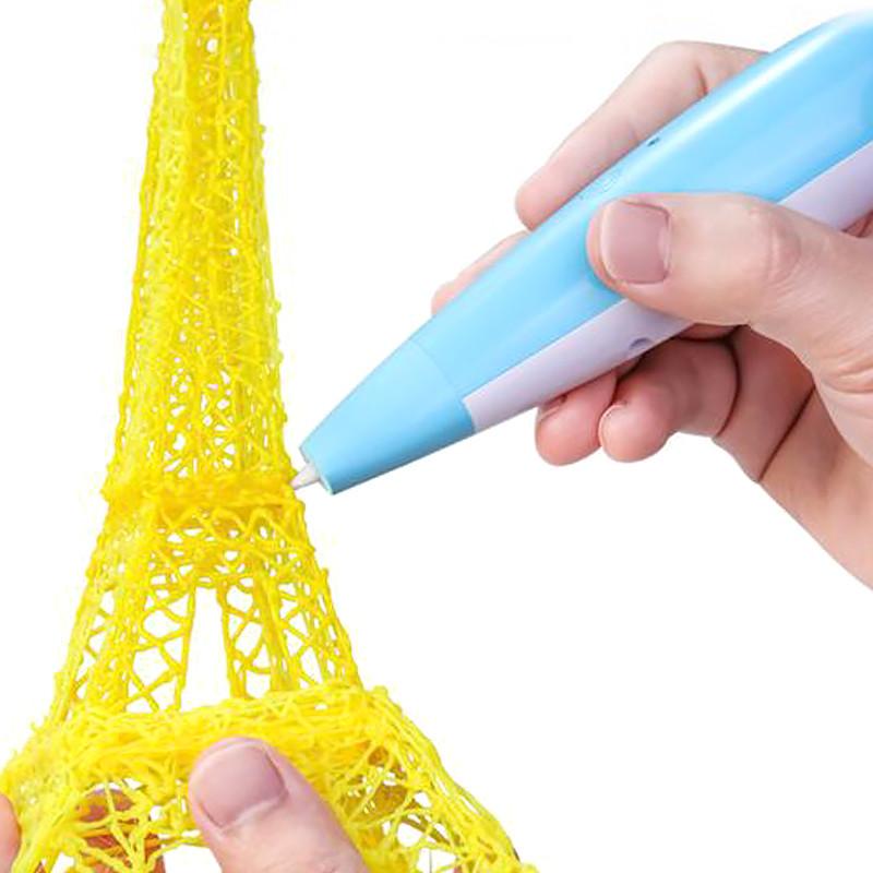 3D-ручка Kaiyiyuan Blue Dolphin з акумулятором 1000mah