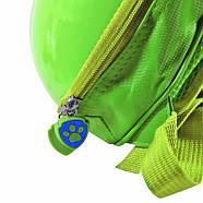 Дитячий рюкзак з твердим корпусом Lesko 229 Ladybug Green, фото 4