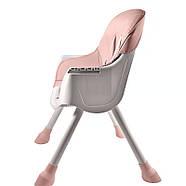 Детский стульчик для кормления Bestbaby BS-508 Pink, фото 2
