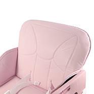 Детский стульчик для кормления Bestbaby BS-8808 Pink, фото 3